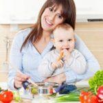 بهترین رژیم غذایی مادر در دوران شیردهی توسط متخصص تغذیه