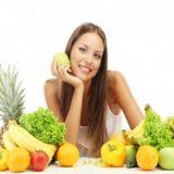 رژیم غذایی مناسب برای درمان سندرم تخمدان پلی کیستیک(تنبلی تخمدان)