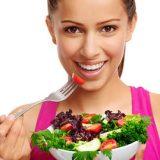 تقویت دید و بینایی چشم با تغذیه