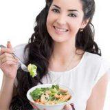 تقویت،رشد و پرپشت کردن مو (درمان کم پشتی مو) با تغذیه
