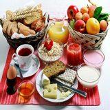 تغذیه و رژیم غذایی مناسب در ماه رمضان
