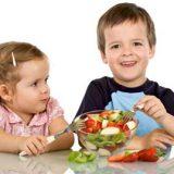 تغذیه مناسب و سالم برای کودکان و بچه ها