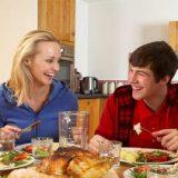 تغذیه نوجوانان (پسر و دختر) در دوران بلوغ